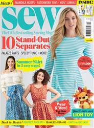 Sew issue Jul-18