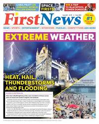 First News Issue 624 issue First News Issue 624