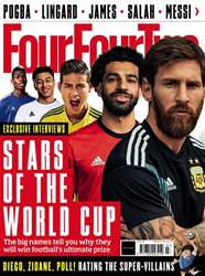 FourFourTwo issue July 2018