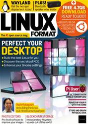 Linux Format issue July 2018