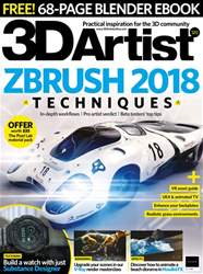 3D Artist issue Issue 120