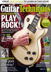 Guitar Techniques issue July 2018