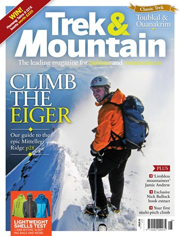 Trek & Mountain Magazine issue May-Jun 18