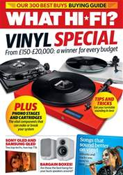 What HiFi issue July 2018