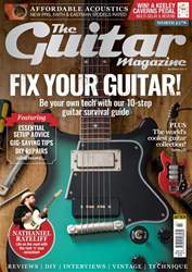 Guitar Magazine Magazine Cover