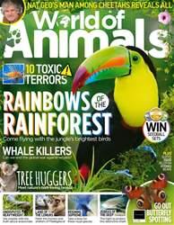 World of Animals Magazine Cover