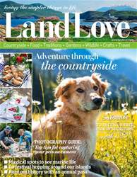 LandLove Magazine issue July/August 2018