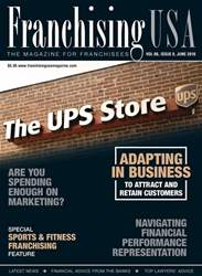 Franchising USA June 2018 issue Franchising USA June 2018