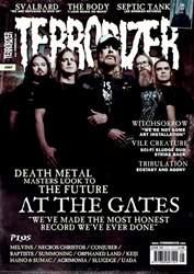 Terrorizer Magazine issue Terrorizer 287