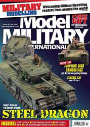 Military Modelling Magazine issue Vol48 No6 No147