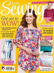 Love Sewing issue Issue 54