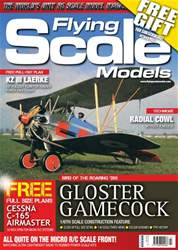 Flying Scale Models issue July 2018