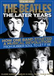 Vintage Rock Presents issue The Beatles