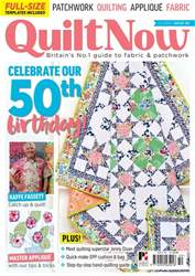 Quilt Now issue Issue 50