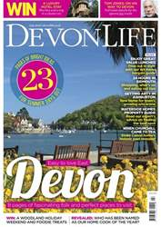 Devon Life Magazine Cover