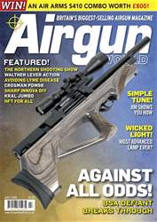 Airgun World issue JUL 18