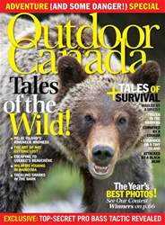 Outdoor Canada issue Adventure 2018