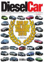 Diesel Car Magazine Cover
