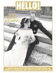 The Royal Wedding, Special Collectors' Edition issue  The Royal Wedding, Special Collectors' Edition
