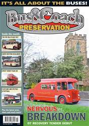 Bus & Coach Preservation issue   July 2018