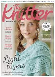 The Knitter issue Issue 126