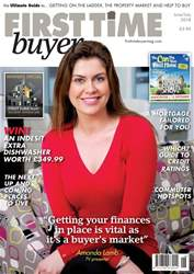 First Time Buyer issue June/July 2018