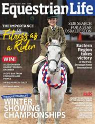 Equestrian Life Magazine issue Equestrian Life June 2018