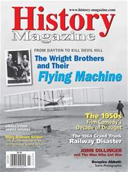 History Magazine issue JunJul2018