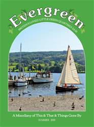 Evergreen issue Summer 2018