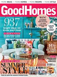 GoodHomes Magazine issue July 2018