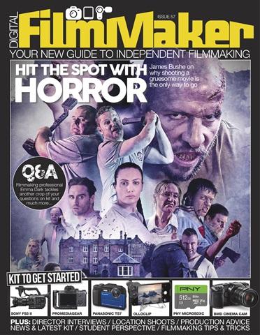 Digital FilmMaker issue DFM issue 57