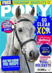 PONY Magazine – July 2018 issue PONY Magazine – July 2018