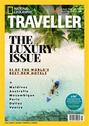 National Geographic Traveller (UK) issue Jul/Aug 2018