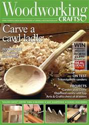 Woodworking Crafts Magazine issue July 2018