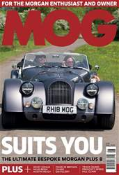 MOG Magazine issue Issue 72 - June 2018