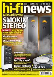 Hi-Fi News issue Jul-18