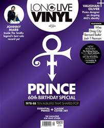 Long Live Vinyl issue Jul-18