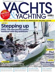 Yachts & Yachting issue July 2018