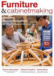 Furniture & Cabinetmaking issue July 2018