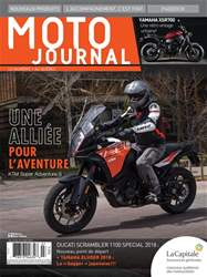 Moto Journal issue Juillet 2018