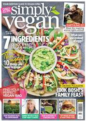 Simply Vegan issue July 2018