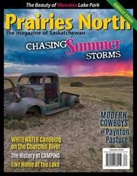Prairies North Magazine issue Summer 2018