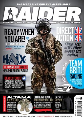 Raider issue Vol 11 iss 3