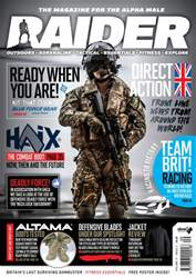 Raider issue Vol 11 iss 3