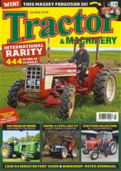 Tractor & Machinery issue July 2018
