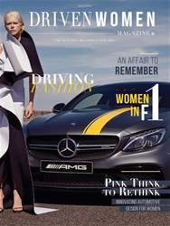 Driven Women Magazine issue Issue Two