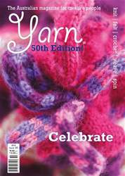 Yarn Issue 50 issue Yarn Issue 50