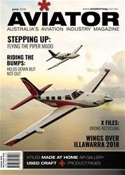Aviator issue June 2018