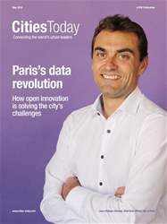 Cities Today May 2018 issue Cities Today May 2018