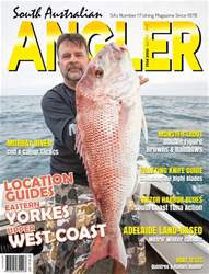 South Australian Angler (SA Angler) issue SA Angler Jun Jul 18